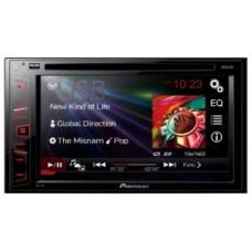 "PIONEER AVH 170 /мультимедиа 2 din,CD,USB,iPod/iPhone,дисплей WVGA 6,1"" многоцветный/"