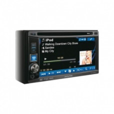 ALPINE IVE-W530 E/2-din мультимедийное ГУ,DVD,iPod,DivX,USB,4*50Вт/