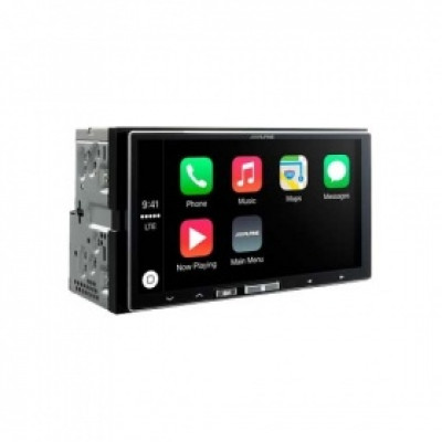 "ALPINE iLX-700/ USB/iPod-проигрываетль 2-din, дисплей 7""/"