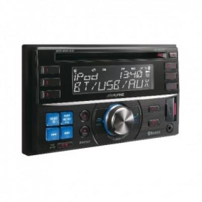 ALPINE CDE-W235BT /2 din магнитола, CD, USB, MP 3/