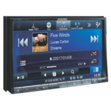 "ALPINE INE-W928R/мультимедиа 2-din,DVD,MP3,USB,BT,iPOD,навигация GPS,дисплей 8""/"
