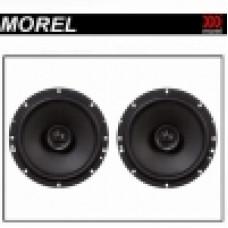 """MOREL MAXIMO Coax 6/акуст. 2-полос. коакс. 6"""", 160 Вт MAX/"""
