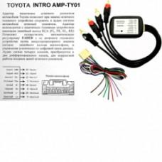 INCAR AMP-TY01W /усилитель Prado-120/