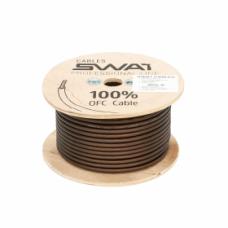 SWAT APS-085B /силовой кабель 8Ga/8мм-50м/кат.черный(-)/