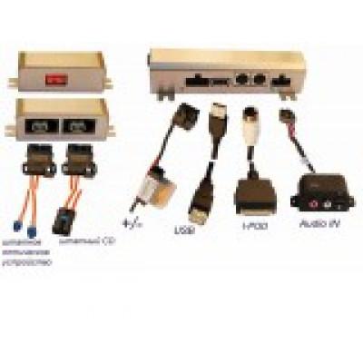 INTRO AUX/USB/I-POD MOST (оптика)