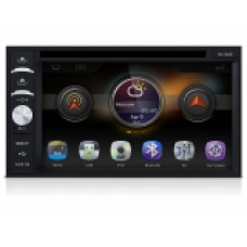 ГУ Universal 2DIN (INCAR AHR-7280) DVD, Wi-fi, multi-touch, Android 4.1