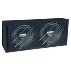 "Audio System R12 BR2 PLUS/ 12""-2 корп.саб. 46 литров 600/400 Watt/"