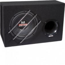 "Audio System M10 BR/ 10"" корп.саб. 29 литров 300/200 Watt/"