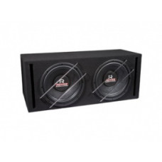 """Audio System R12 BP2 PLUS/ 12""""-2 корп.саб. 75 литров 1200/800 Watt/"""