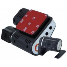 "Видеорегистратор INCAR VR-670/LCD 2"", H.264, AVI, JPEG, HDMI, G-sens. доп.камера, bat-1000mAh/"